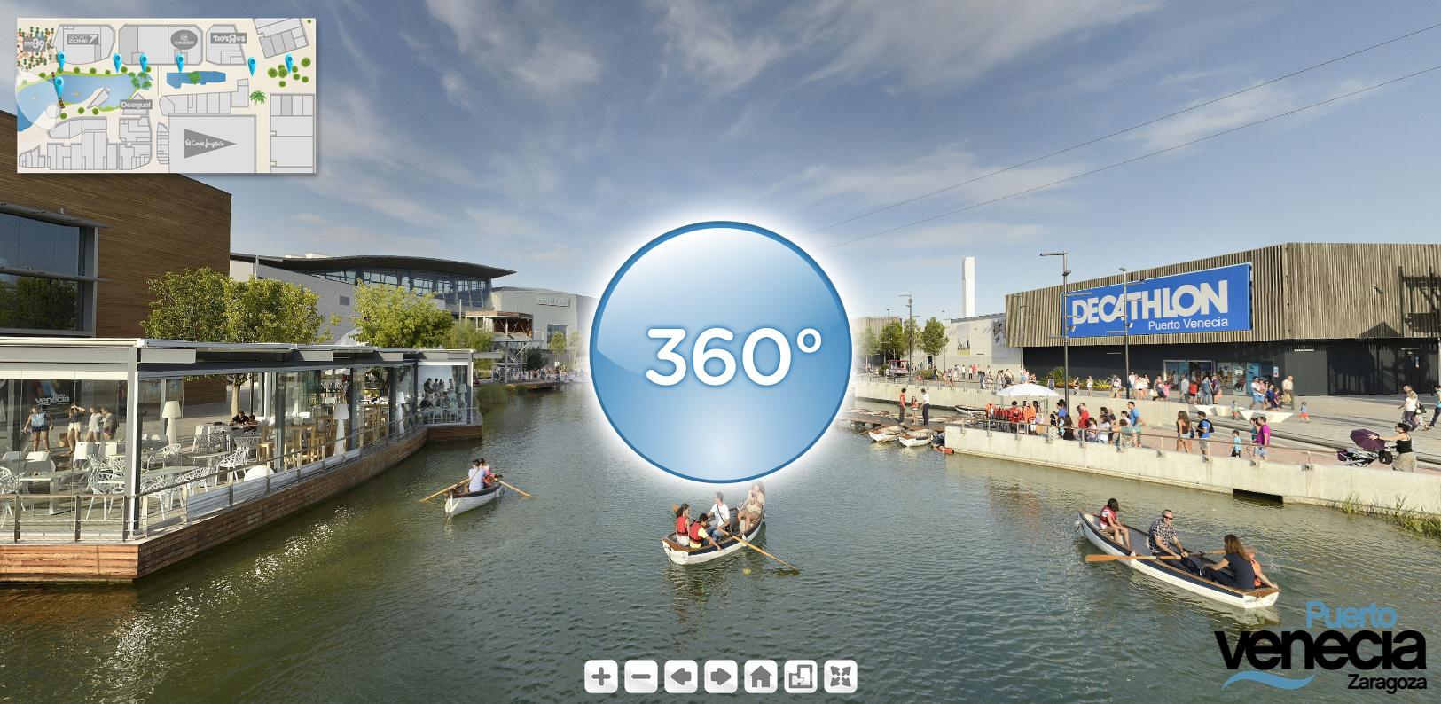 Puerto Venecia 360